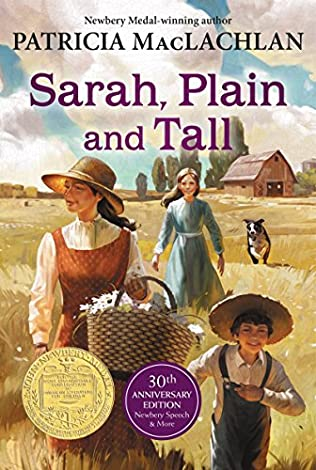 book cover of Sarah, Plain and Tall