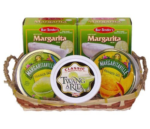 The Ultimate Margarita Drinker's Delight Gourmet Gift Basket