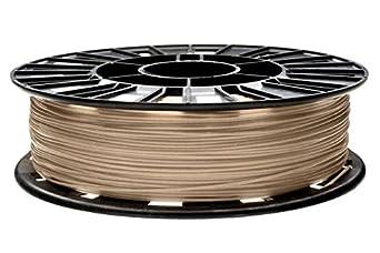 REC PLA Beige 3D Printing Filament, 1.75 mm, 750 g