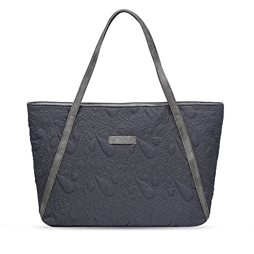 ity Quilted Knitted Tote Shoulder Hand Bag,Valuable and Durable Hobo Bag for Working,Dating and Ladies' Gift(Dark blue) (Quilted Leather Tote Bag)