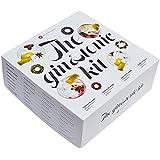 Ingredíssimo The Gin Tonic Kit - 16 bolsitas de 8 variedades de aderezos 80 gr
