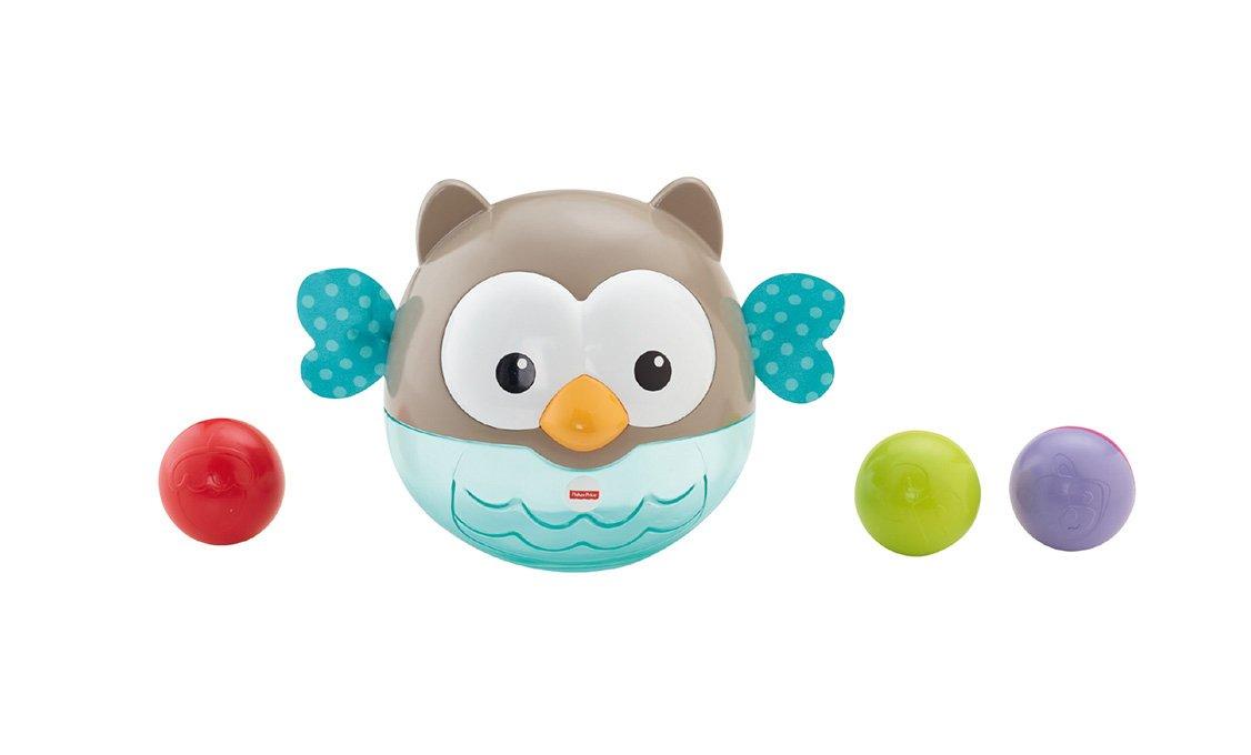 Infant Buhito con pelotitas para actividades Fisher Price Mattel CDN