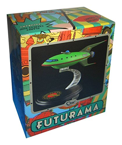 LootCrate July 2016 Futurama Planet Express Ship Model Q-Fig from