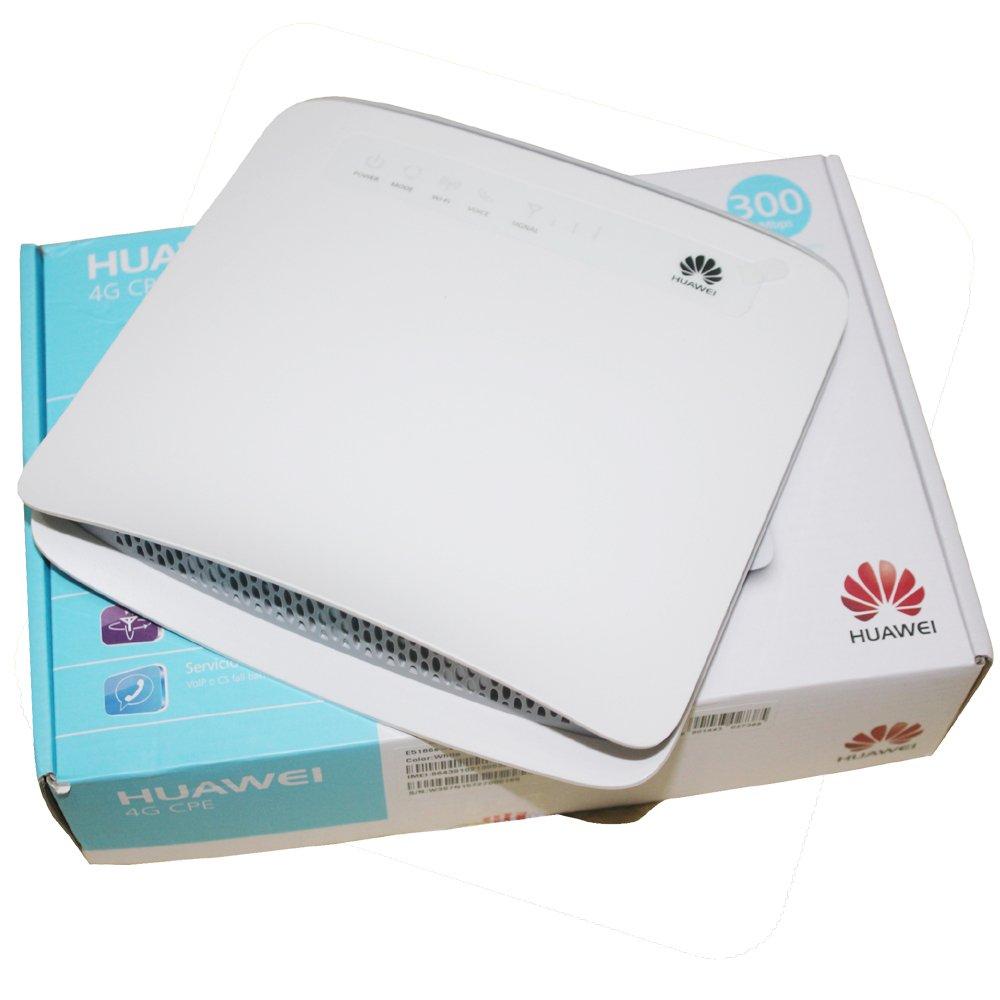 Router HUAWEI E5186, libre, 300Mbps, 4G, LTE, CPE, con ...