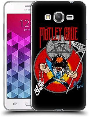 Amazon.com: Official Motley Crue Allister Key Art Soft Gel ...