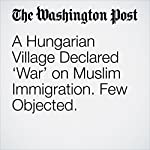A Hungarian Village Declared 'War' on Muslim Immigration. Few Objected. | Rick Noack