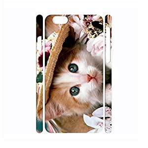Beauty Charm Hipster Antiproof Animal Series Cat Pattern Skin For Ipod Touch 5 Case Cover