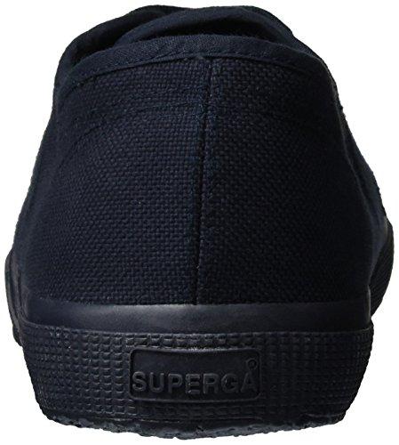 Superga Unisex-volwassenen 2750 Cotu Klassieke Mono Low-top Blau (c43)