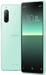 Sony Xperia 10 II Dual SIM 128GB 4GB RAM 4G LTE Smartphone Mint