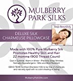 Mulberry Park | 100% Pure 22 Momme Silk