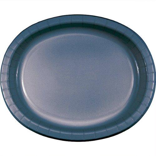 Creative Converting 433279 Pastel Platters