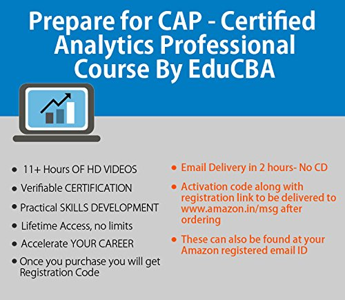 Prepare for CAP - Certified Analytics Professional Course By EduCBA ... 2f3eb90ae8a