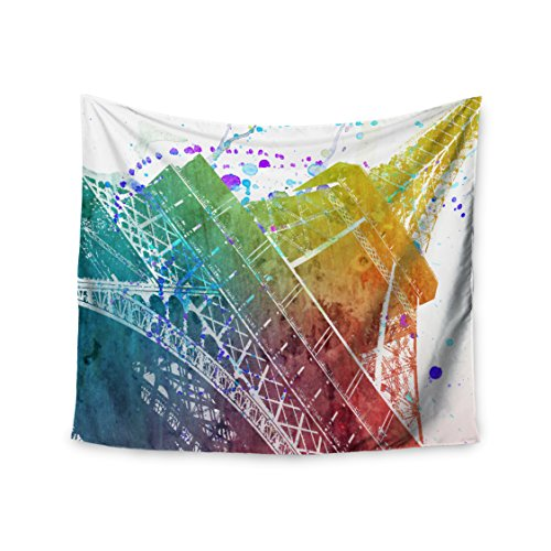KESS InHouse Nika Martinez - Paris wall tapestry