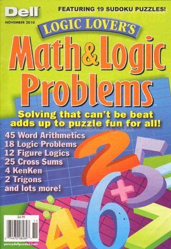 Logic Lovers Math & Logic Problems