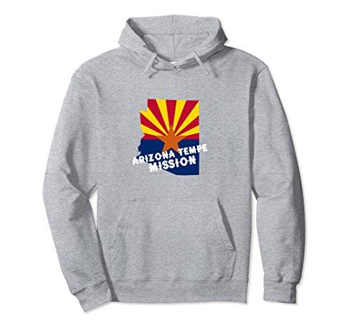Unisex Arizona Tempe Mission Hoodie XL: Heather - Shopping Tempe