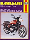 Haynes Kawasaki KZ-Z 750 Fours Owners Workshop Manual, No. M574, Pete Shoemark, 185010557X