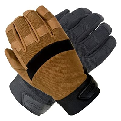 Damascus Nexstar II Medium Weight All Duty Gloves, Black