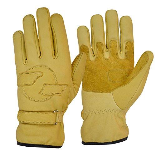 british tan gloves - 4
