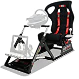 Next Level Racing GT Ultimate V2 Complete Simulator Cockpit for PC, Xbox and Playstation (NLR-S001)