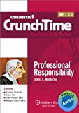 Professional Responsibility, Emanuel, Steven and Moliterno, James E., 0735589089