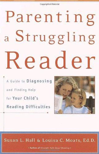 Parenting a Struggling Reader by Susan Hall (2002-04-16)