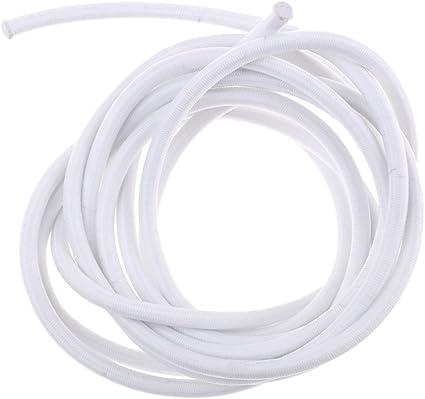 Remorques Tapis de Sol MagiDeal 6mm /Élastique Corde De Choc Sandow Tendeur Bungee R/ésistance aux UV Attache Support De Toit Bateaux