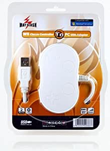 WII CLASSIC CONTROLLER TO PC USB