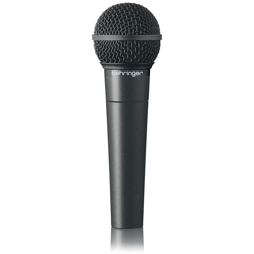 Behringer XM Micrófono cardioide Ohms color negro