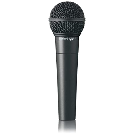 amazon com behringer ultravoice xm8500 dynamic vocal microphone rh amazon com Microphone Wire Color Code CB Microphone Wiring Diagram