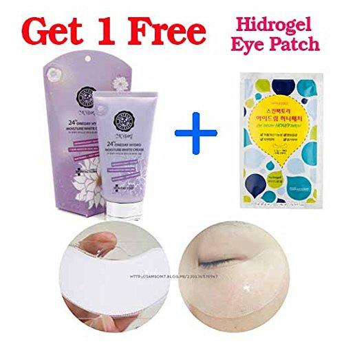 Korea Cosmetic Skin Care Instant whitening SKINFACTORY 24 HR One Day Hydro Moisture Cream 24 Hr Moisture