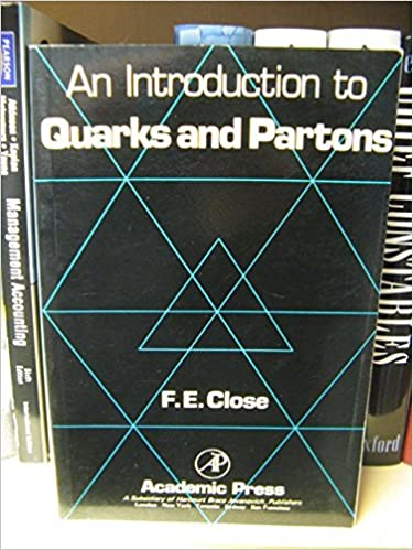 Book An Introduction to Quarks and Partons