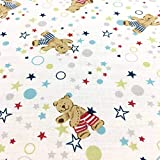 Tela por metros de sábana lisa - Algodón y poliéster - Ancho 270 cm - Confeccionar ropa de cama, decoración, manualidades | Rosa pastel: Amazon.es: Hogar