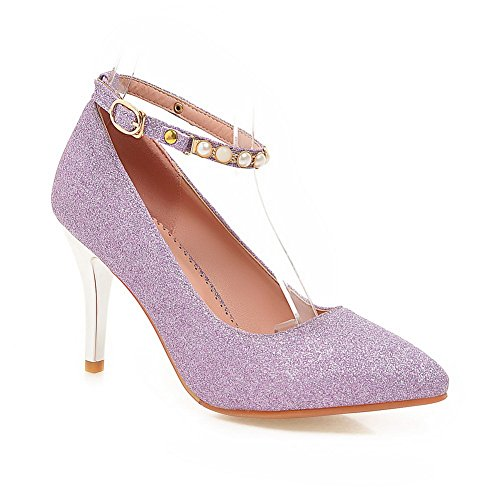 Inconnu 1To9 Escarpins Pour Femme Violet, 37 EU, MMS02127