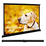 40 inch Projector Screen Portable Outdoor Projection Screen 4:3 Suitable for Home Theater Business