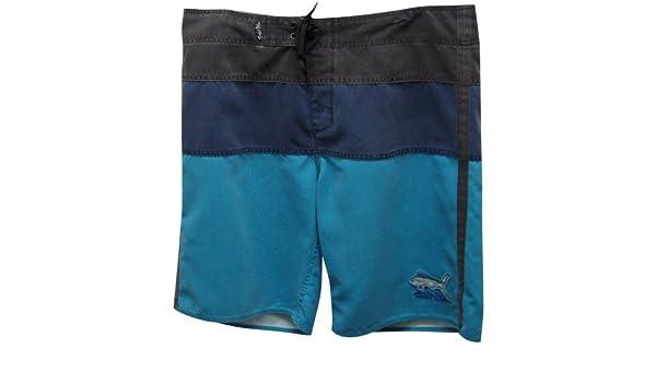 bbaabe5c74 Salt Life Men's SLX-QD Swim Aqua Trunks Boardshorts | Amazon.com