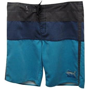 a73cf6a945 Image Unavailable. Image not available for. Color: Salt Life Men's SLX-QD  Swim Aqua Trunks Boardshorts