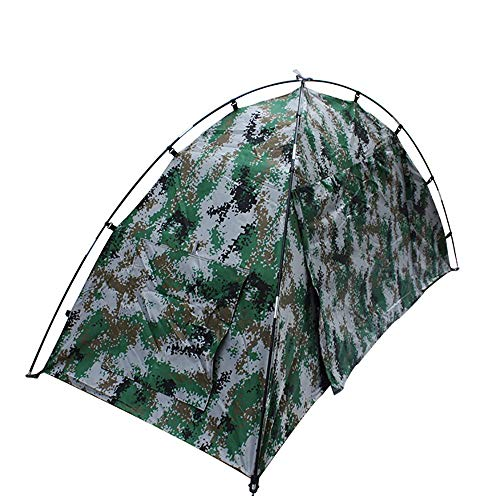 YLFC Oneman Tent, Waterproof Unisex Outdoor Play Tent Available in Camouflage - 1 Person