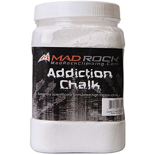 Mad Rock Addiction Chalk Sock