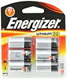 Energizer Photo Battery 123, 6-Count, Health Care Stuffs