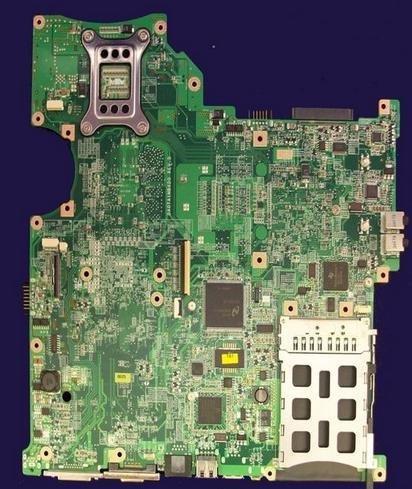 Gateway 4001174 31TA1MB0025 M280 CX2600 Motherboard
