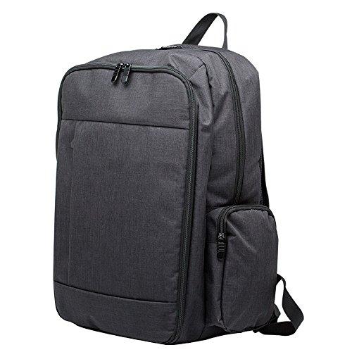 Bolso de la momia, hombro multi-funcional de gran capacidad de mochila, para ser producido paquete, paquete de embarazadas, la madre y el bebé bolsa, salir bolsa de la madre ( Color : Rojo ) Negro