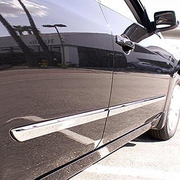 Chrome Hood Trim Molding Accent Kit for chevrolet models 2007-2012