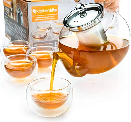 Stovetop Safe Tea Kettle