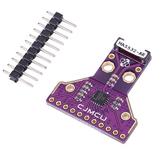 (AS3935 I2C SPI Lightning Sensor, Lightning Strike Storm Distances Detector Sensor Lightning Detection)