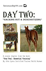 Day Two: Sacking Out and Desensitizing (Your Foal: Essential Training Book 2)