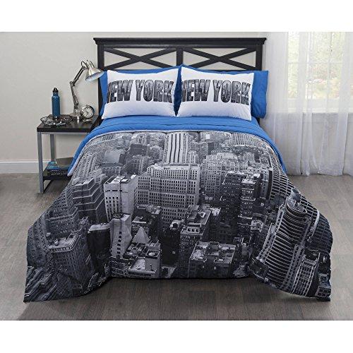CASA Photoreal York City Comforter product image