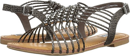 Not Rated Women's Iron Gate Flat Sandal Taupe 8 M US