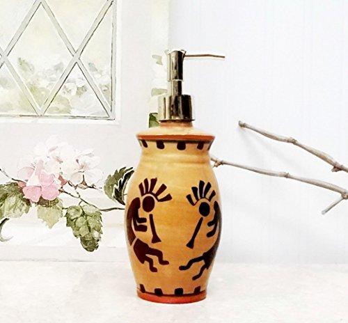 KOKOPELLI LOTION soap PUMP kitchen BATH native NEW (Wine Soap Pump Dispenser compare prices)