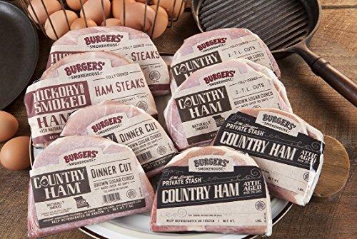 Colossal Ham Steak Sampler (Gourmet Ham)