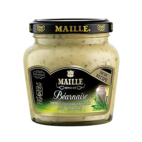 Maille Salsa Bearnesa (200g) (Paquete de 6)